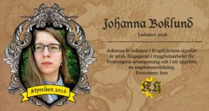 Johanna Boklund