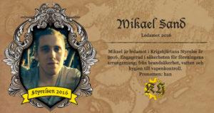 Mikael Sand